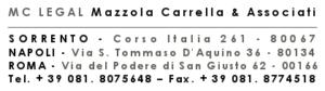 Mc Legal - Mazzola Carrella & Associati